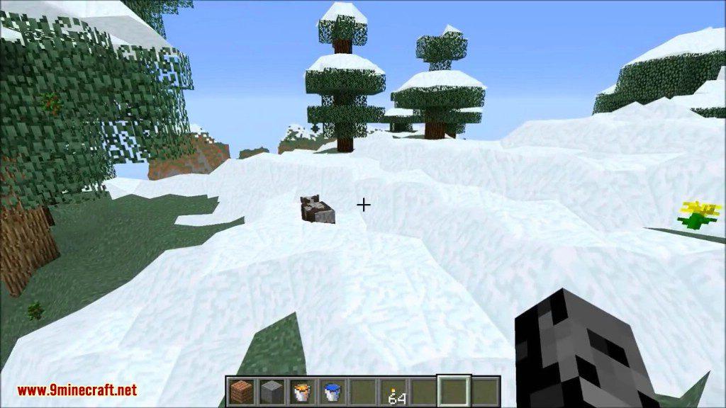 No Cubes Mod Screenshots 10