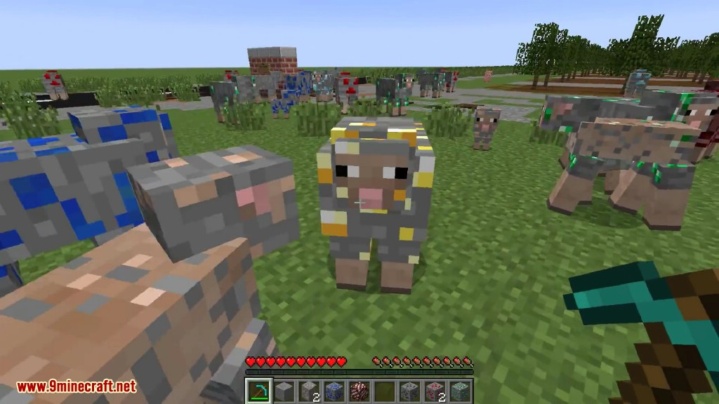 Ore Sheep Mod Screenshots 10