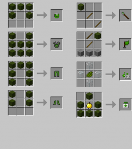 Paintball Mod Crafting Recipes 2