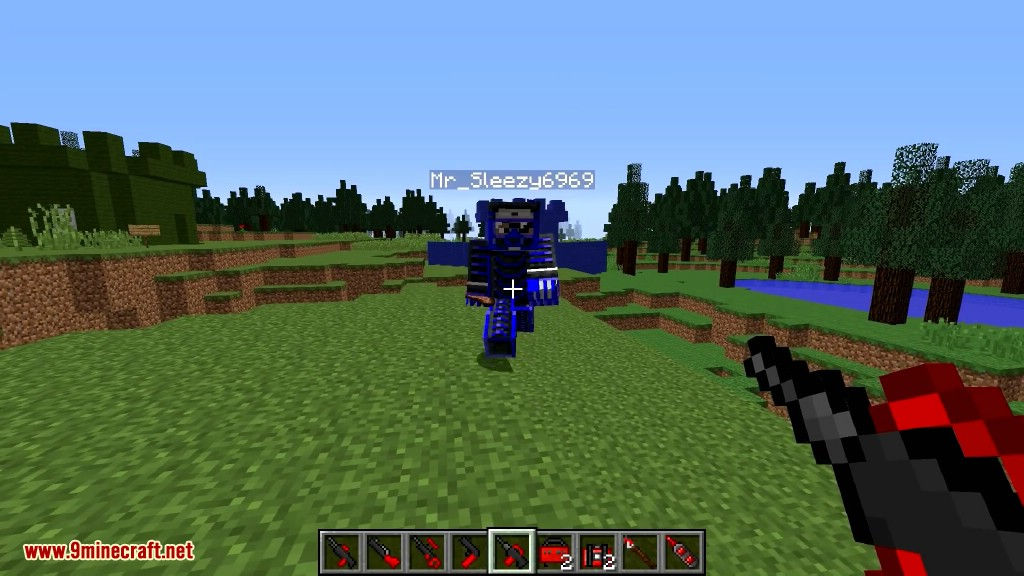 paintball mod 1.7.10