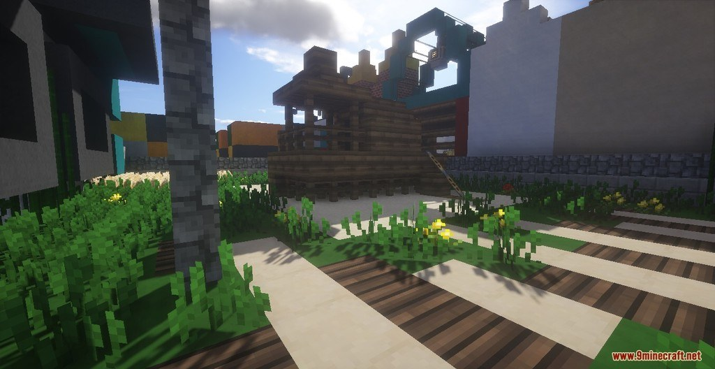 Pamplemousse Resource Pack Screenshots 4