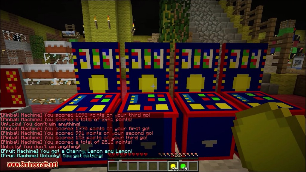 Penny Arcade Mod 1 7 10 (Gamble to Win) - 9Minecraft Net