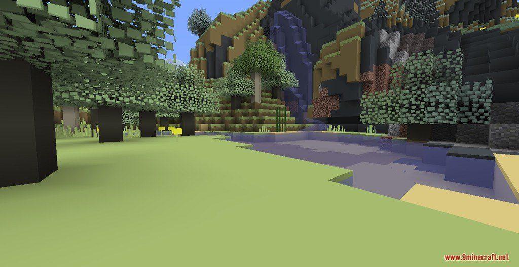 PosterCraft HD Resource Pack Screenshots 12
