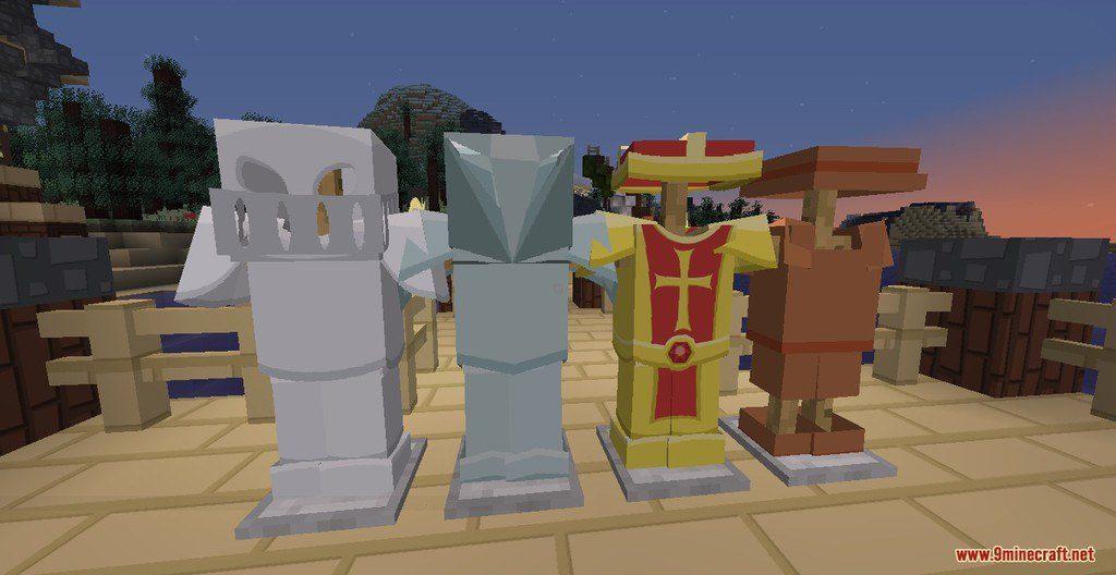 PosterCraft HD Resource Pack Screenshots 4