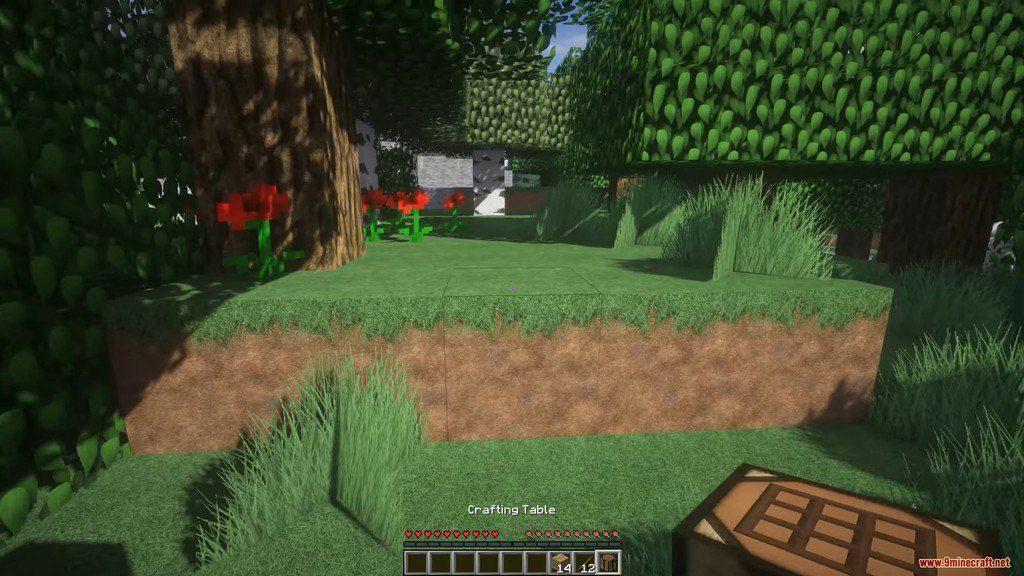 R3D Craft Resource Pack Screenshots 4