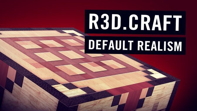 R3D Craft Resource Pack