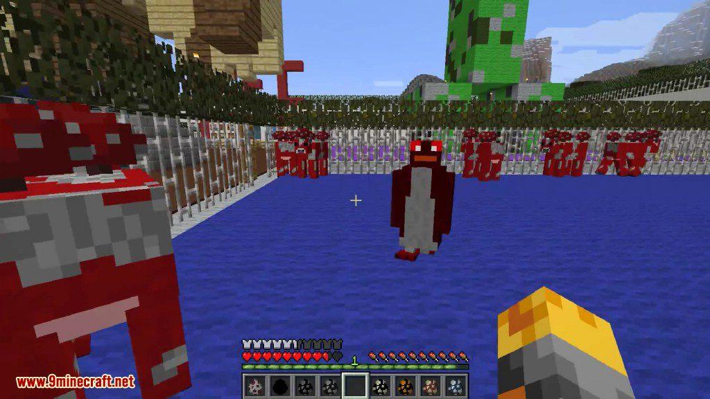 Rancraft Penguins Mod Screenshots 1