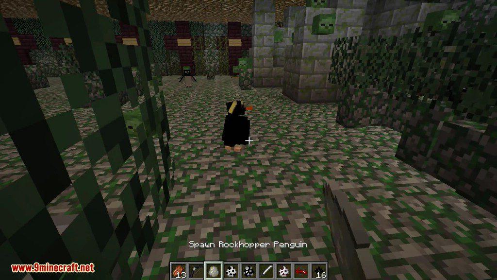 Rancraft Penguins Mod Screenshots 10