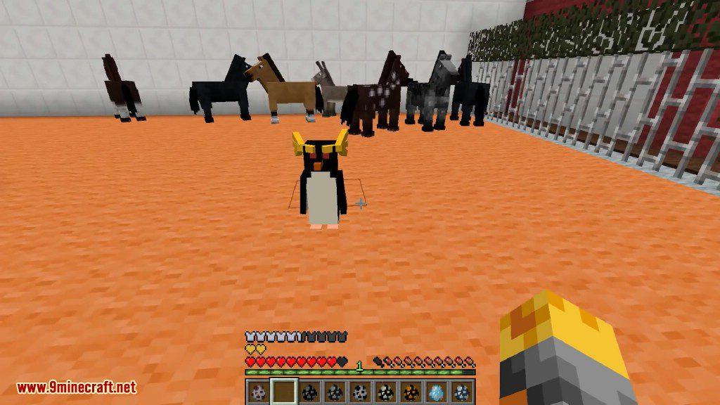 Rancraft Penguins Mod Screenshots 4