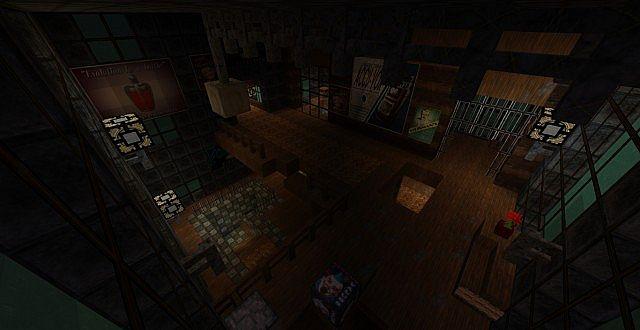 RaptureCraft Resource Pack Screenshots 1