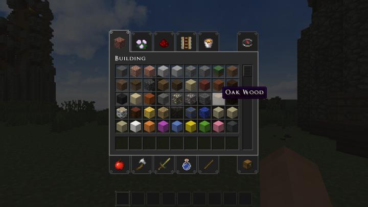Realistic Default Resource Pack Screenshots 7