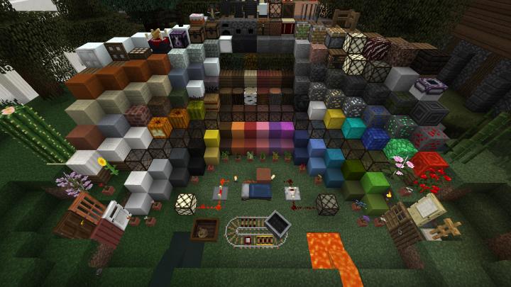 Realistic Default Resource Pack Screenshots 8