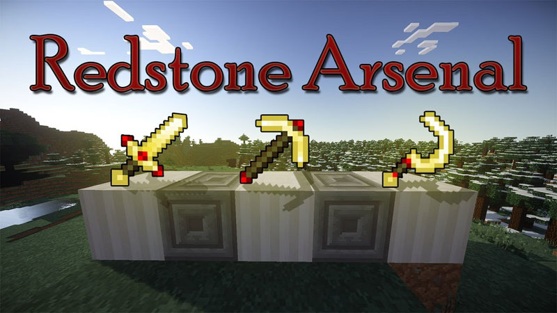 Redstone Arsenal Mod 1.12.2/1.11.2 Download