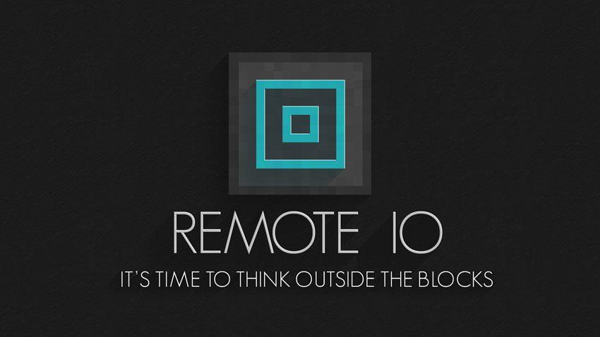 Remote IO Mod