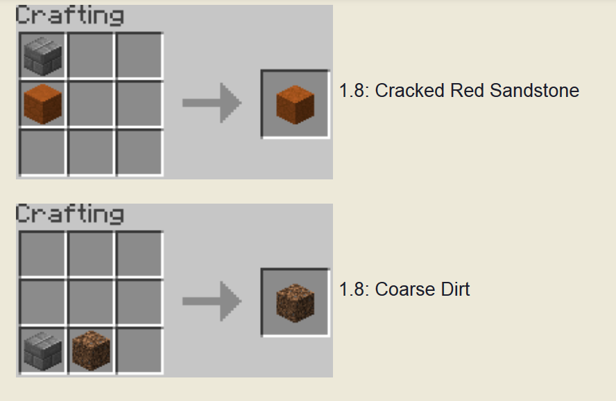 Roadblocks Mod Crafting Recipes 5