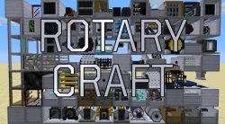 RotaryCraft Mod