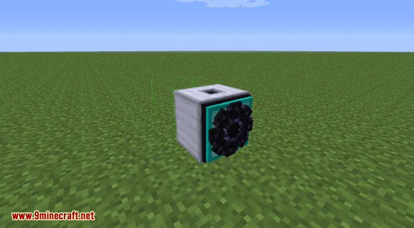 RotaryCraft Mod Bedrock Breaker 1