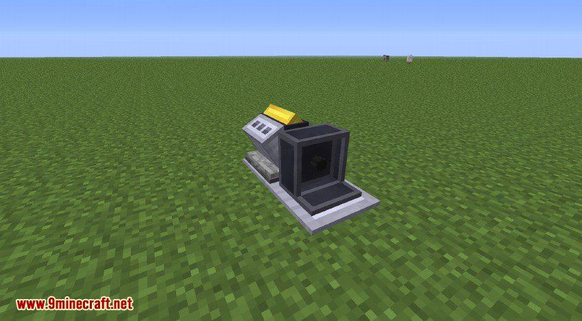 RotaryCraft Mod Coil Winder 1