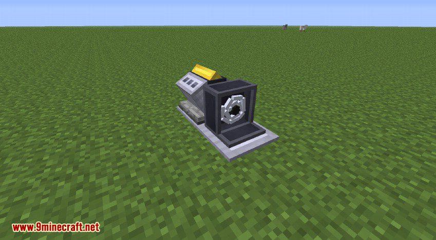 RotaryCraft Mod Coil Winder