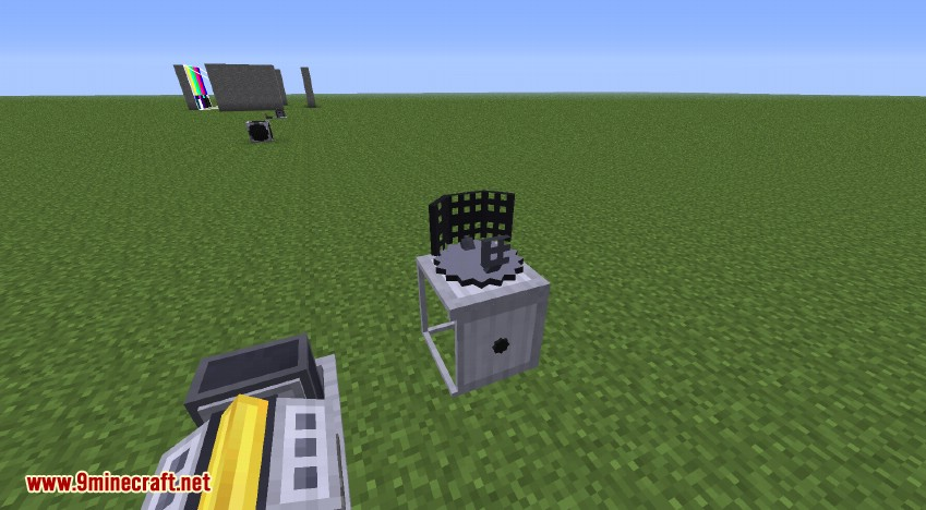 RotaryCraft Mod Mob Radar