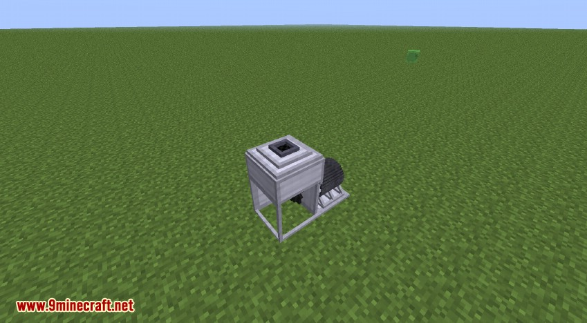 RotaryCraft Mod Silver Iodide Cannon 2