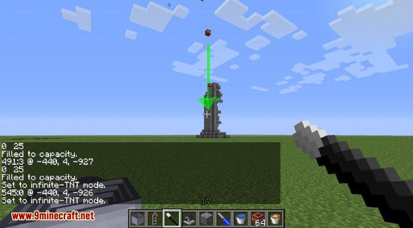 RotaryCraft Mod TNT Cannon 1