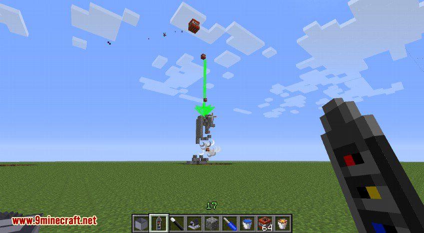 RotaryCraft Mod TNT Cannon