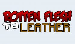 Rotten Flesh to Leather Mod