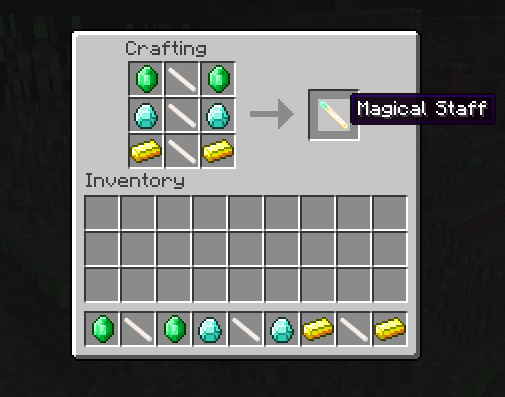 Runic Dungeons Mod Crafting Recipes 1