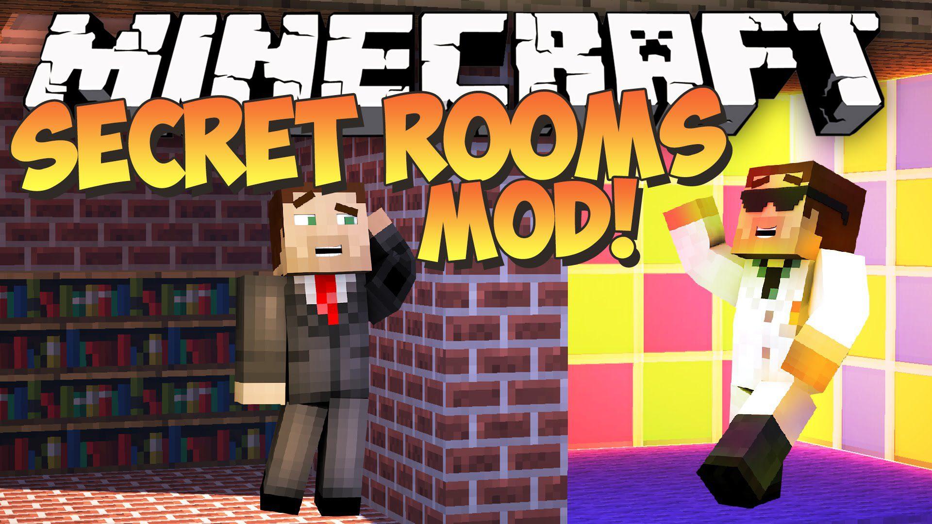 Secret Rooms Mod