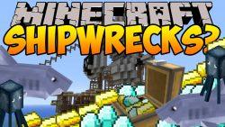 Shipwrecks Mod