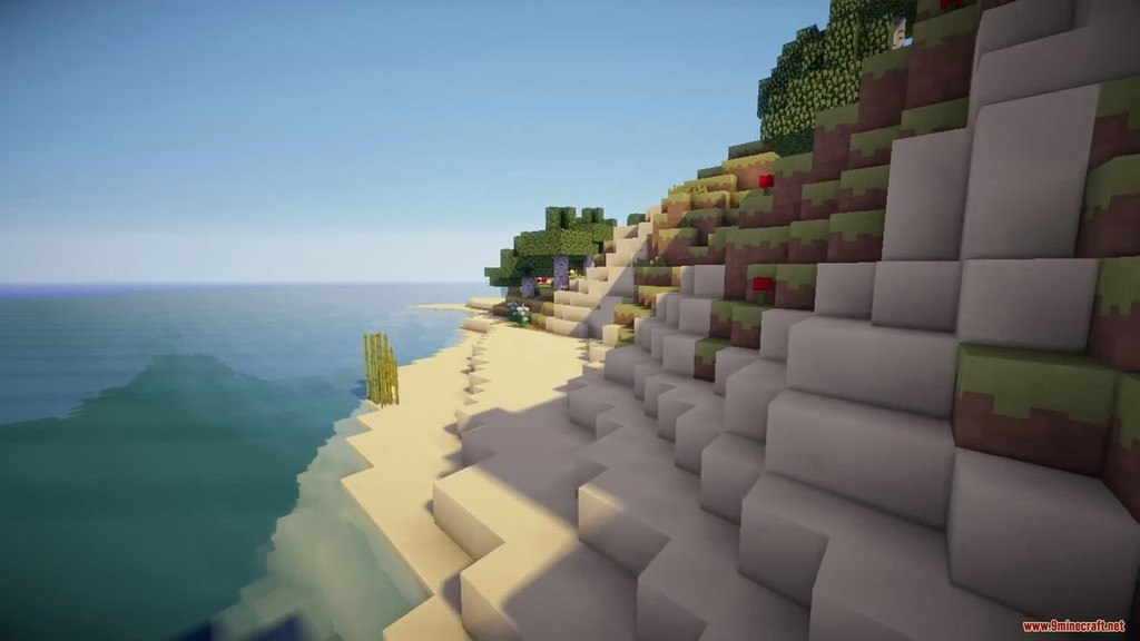 Simplistic Paradise Resource Pack Screenshots 11