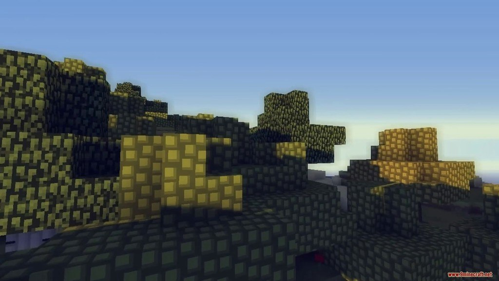 Simplistic Paradise Resource Pack Screenshots 2