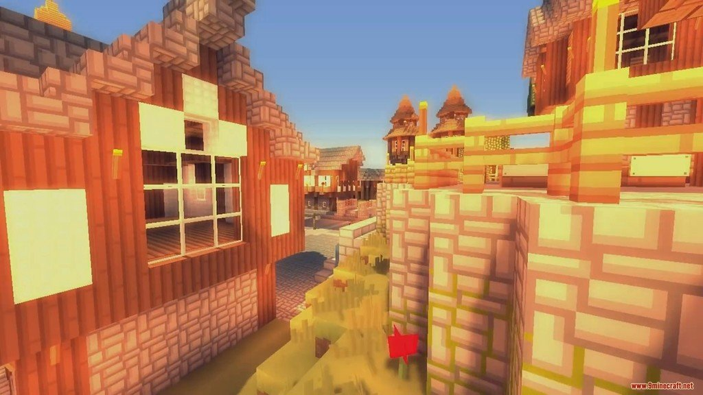 Simplistic Paradise Resource Pack Screenshots 4