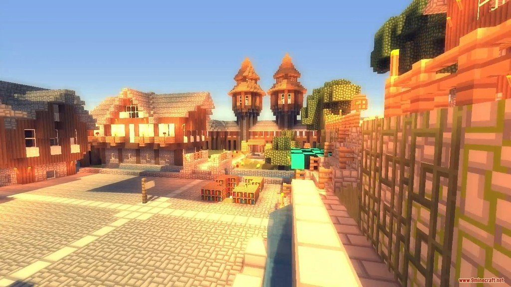 Simplistic Paradise Resource Pack Screenshots 5