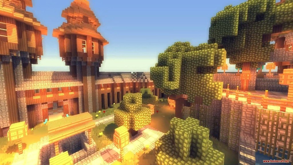Simplistic Paradise Resource Pack Screenshots 6