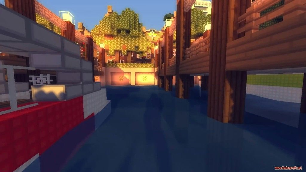 Simplistic Paradise Resource Pack Screenshots 7