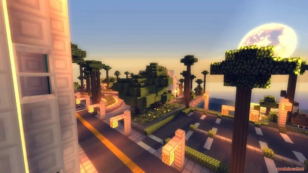 Simplistic Paradise Resource Pack Screenshots 9