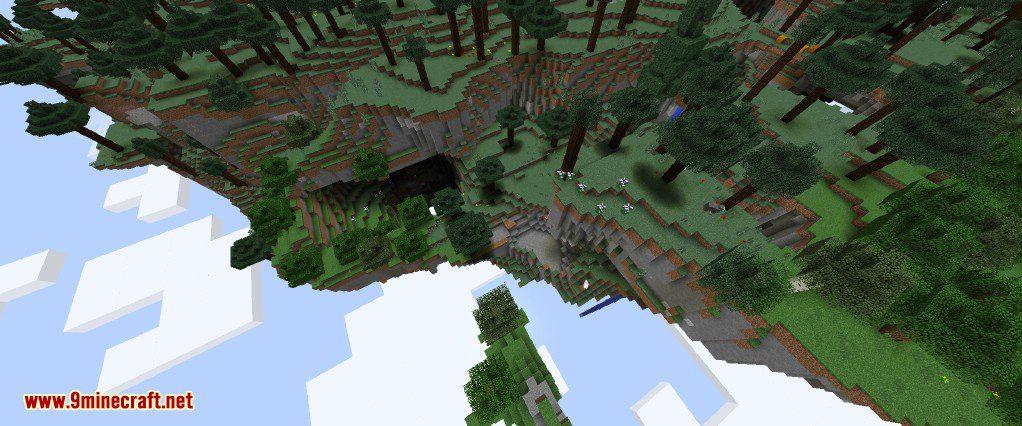 Skyland Mod Screenshots 1