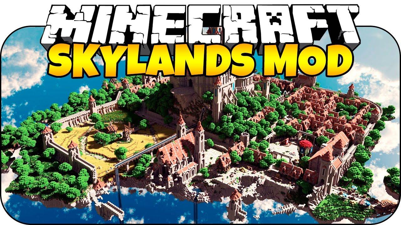 Skyland Mod