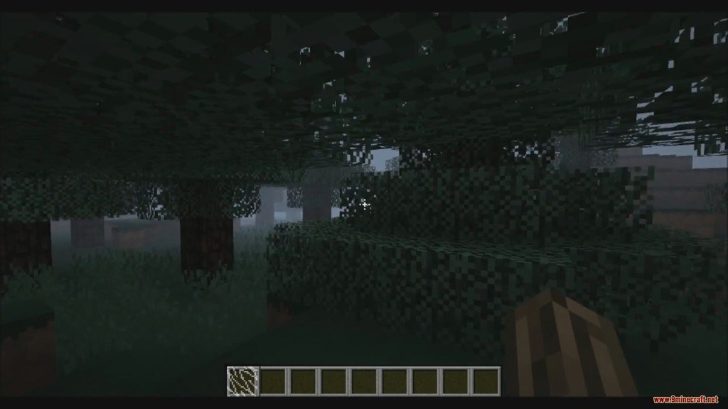 SlenderCraft Resource Pack Screenshots 4
