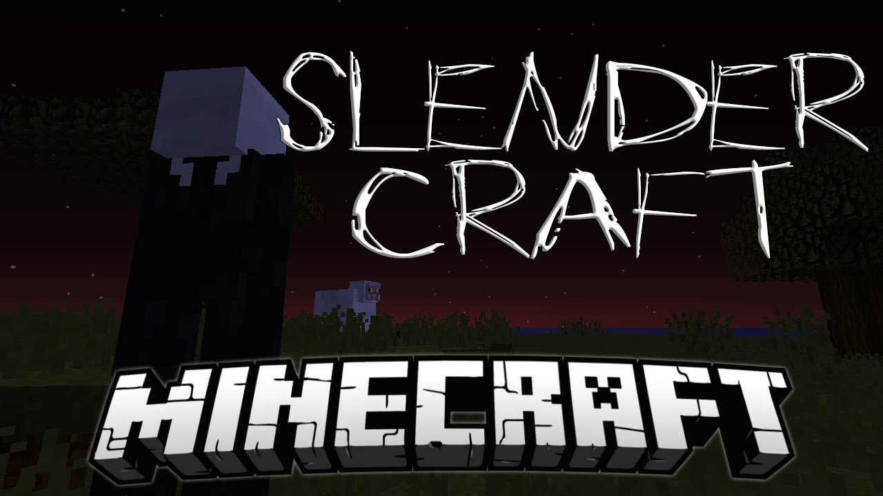 SlenderCraft Resource Pack