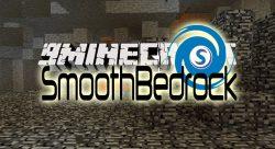 Smooth Bedrock Mod