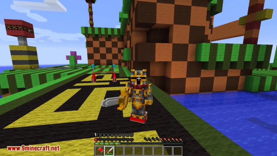 Sonic The Hedgehog Mod Screenshots 23