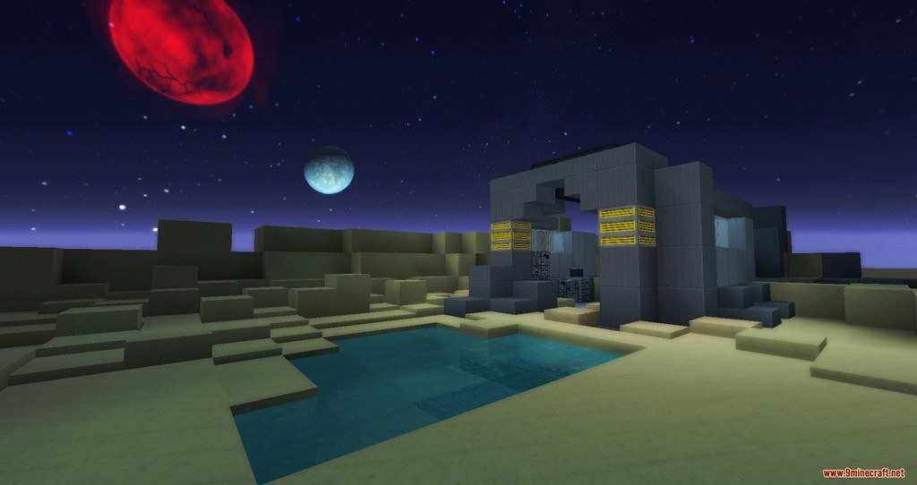 Space Architect Resource Pack Screenshots 5