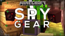 Spy Gear Command Block by Cimap