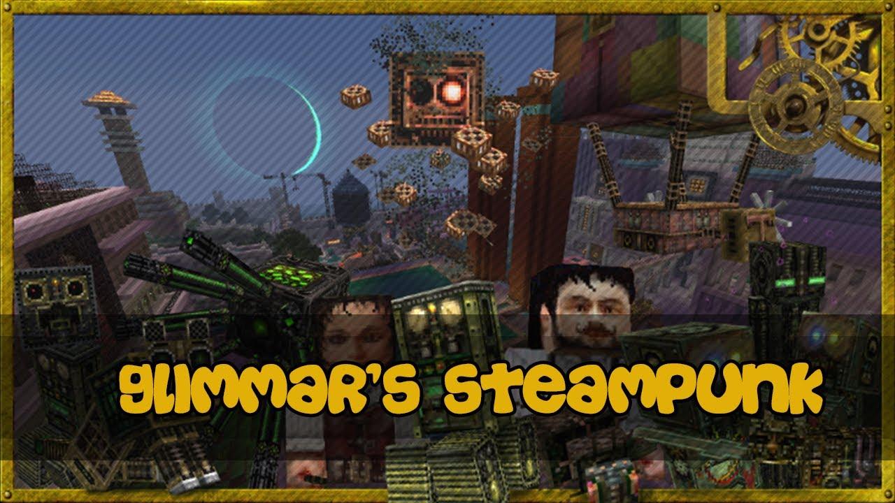 Glimmar' Steampunk Resource Pack 1.13.2/1.12.2 - 9Minecraft.Net