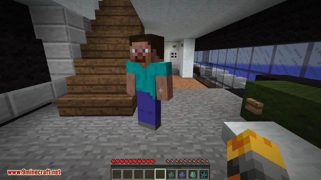 SuperYoshiGold's Steve Mod Screenshots 10