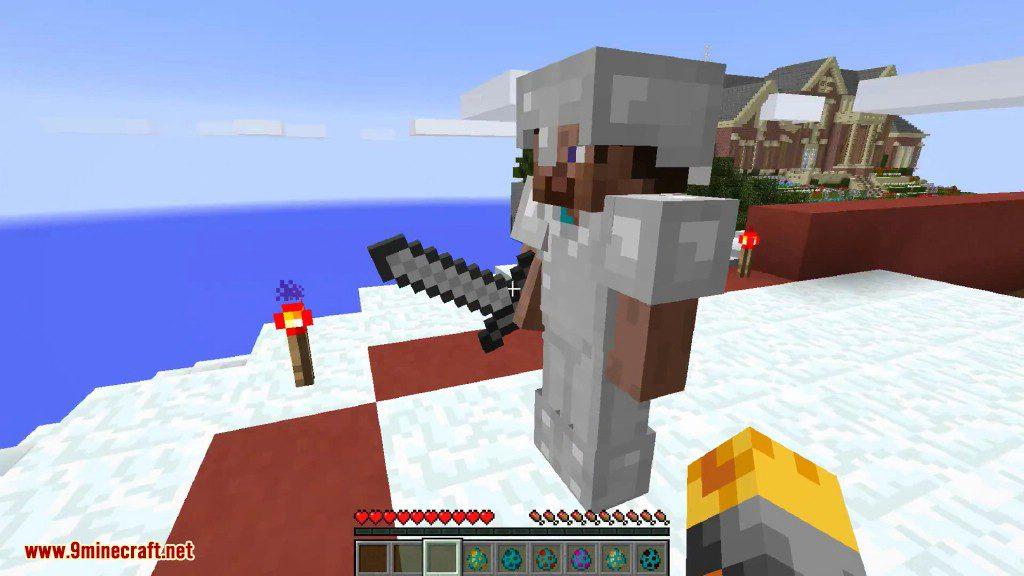 SuperYoshiGold's Steve Mod Screenshots 8