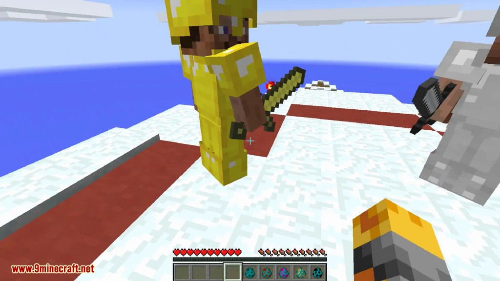 SuperYoshiGold's Steve Mod Screenshots 9